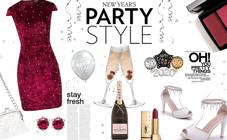 NYE party style