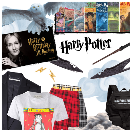 Happy Birthday JK Rowlings 7/31