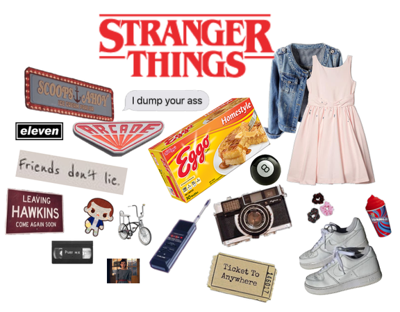 Stranger Things /Eleven