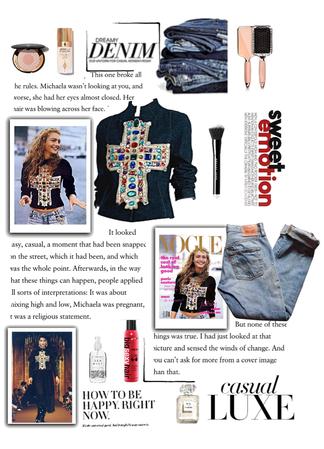 Mihaela for Vogue
