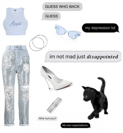 Oc (Naomi Walker) Outfit 1