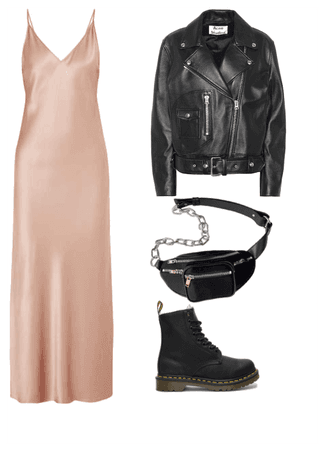 Dress combination