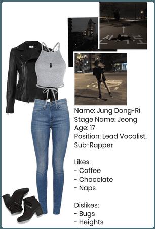 Member Introduction: Jeong