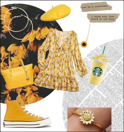 Sunflower ~vibes~