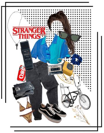 Eden Harrington [stranger things OC]