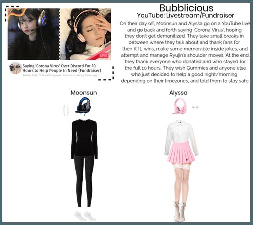 Bubblicious (신기한) YouTube