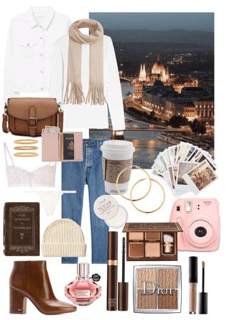 Budapest day I
