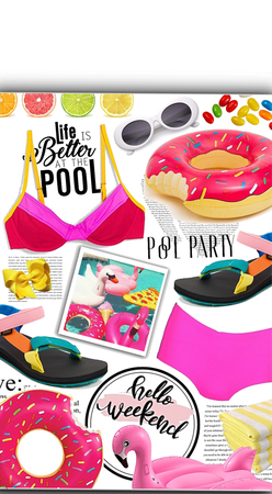 Pool Party 2020!