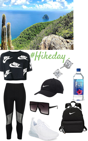 Hike outfit!