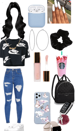 school outfit