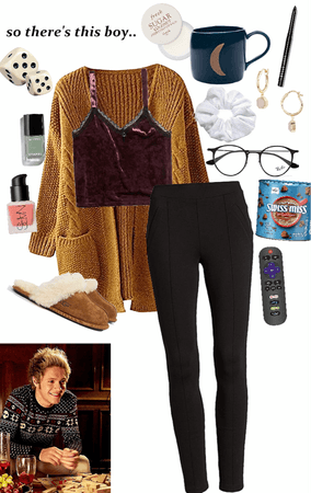 night changes - night in with niall