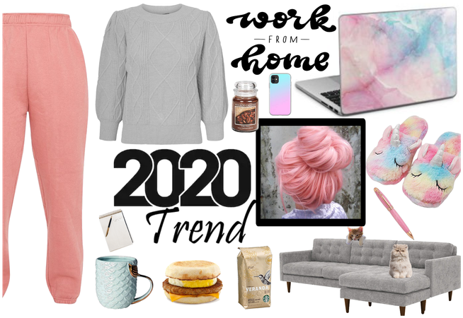 2020 Trend: Working from Home