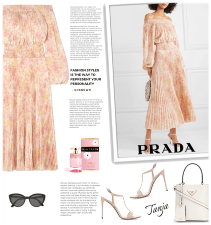 Spring/Summer with PRADA