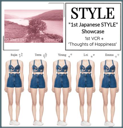 """STYLE """"1st Japanese STYLE"""" Showcase"""