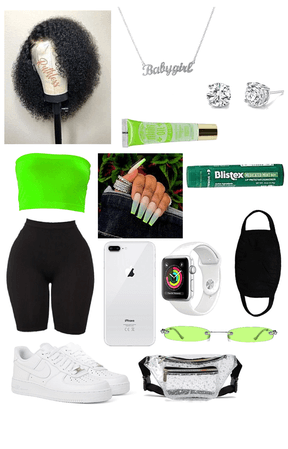Green fit 💚