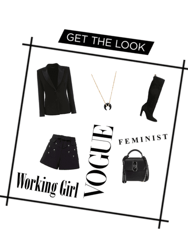 Independent Women=great style