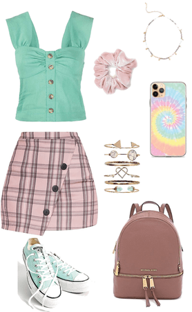 Girly Teen Outfit
