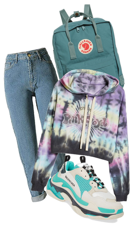 Easy school outfit