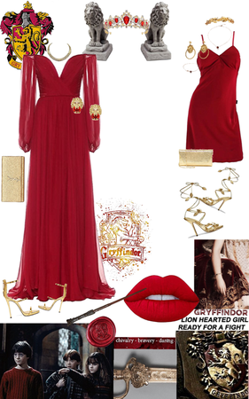 Gryffindor Ball and Afterparty