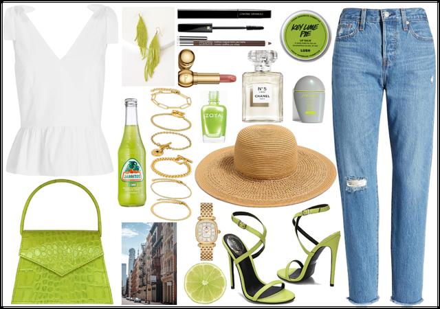 Citrus Summer: Key Lime pie