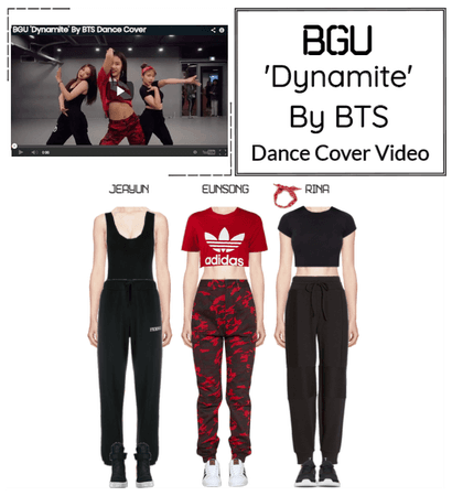 BGU 'Dynamite' Dance Cover Video