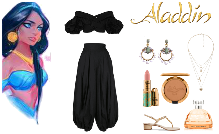 Aladdin: Jasmine Style