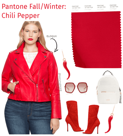 Pantone: Chili Pepper