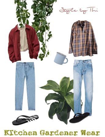 kitchen gardener Outfit