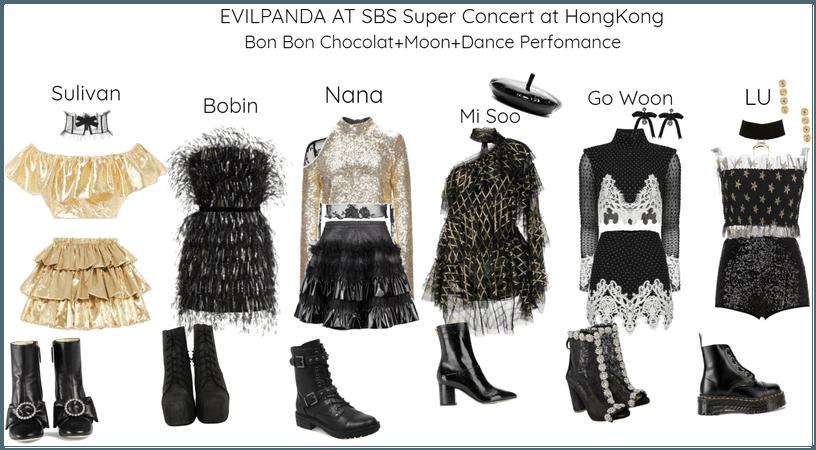 SBS Super Concert at  HongKong