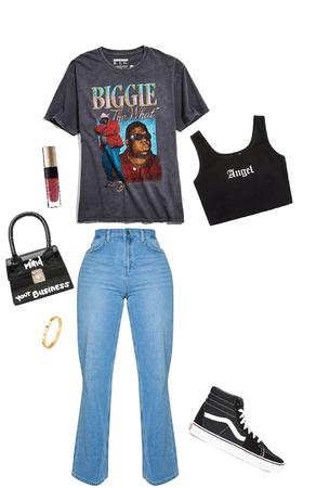 casual streetwear fit ⚡️
