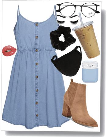 dress chic