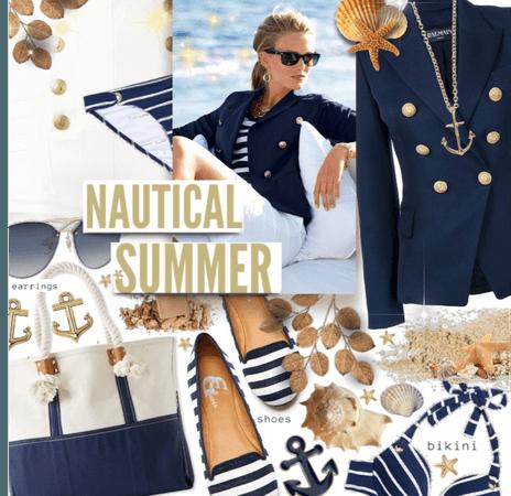 Nautical babe #2