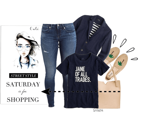 Saturday Shopping