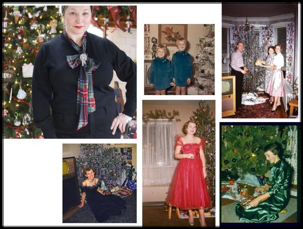 Christmas Past and Present