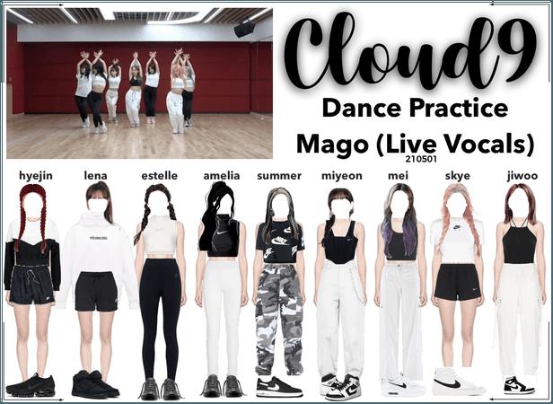 Cloud9 (구름아홉) | Mago Dance Practice