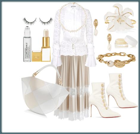 Creamy Lace