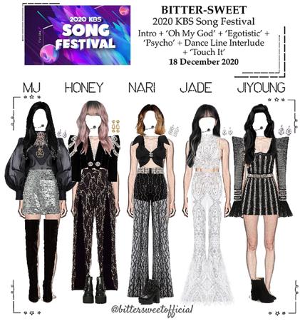 BITTER-SWEET [비터스윗] 2020 KBS Song Festival 201218