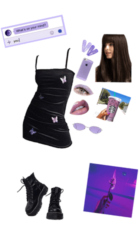 purple aesthetic <3