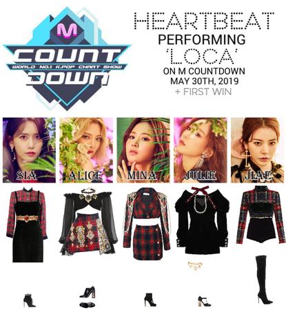 [HEARTBEAT] M COUNTDOWN | 'LOCA'
