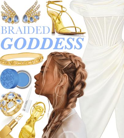 SUMMER 2021: Braided Goddess