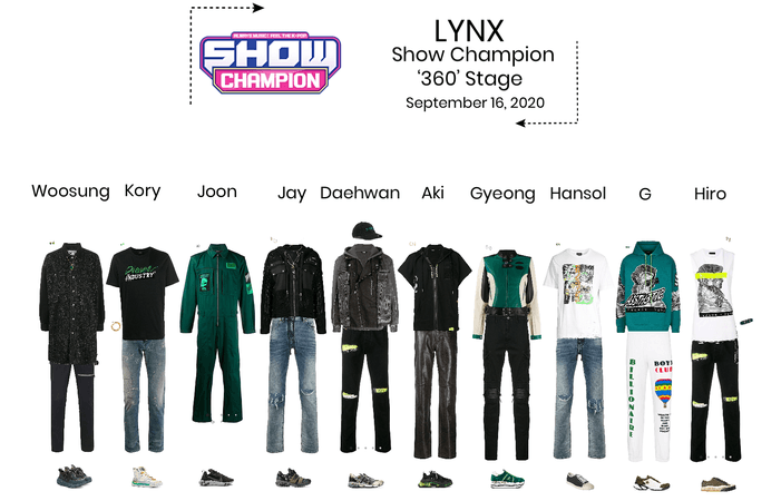 Lynx// '360' Show Champion Stage