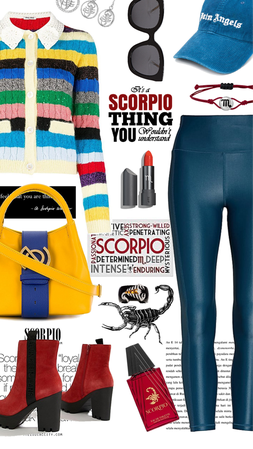 It's a Scorpio Thing... ♏️