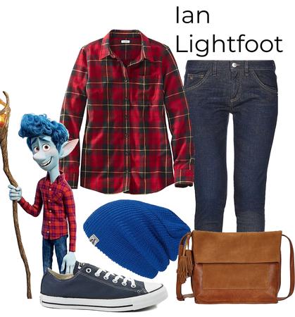 Ian Lightfoot-Onward