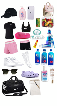 What's In your practice cheer bag?