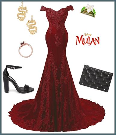 Mulan Prom