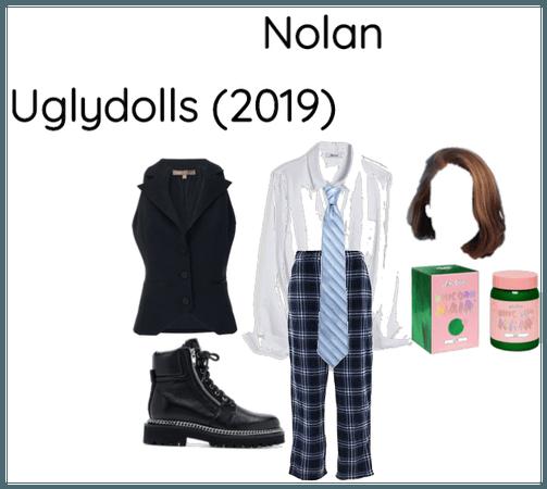 Nolan (Uglydolls) ((2019)