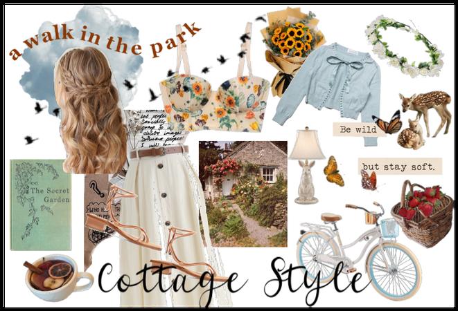 Cottage core