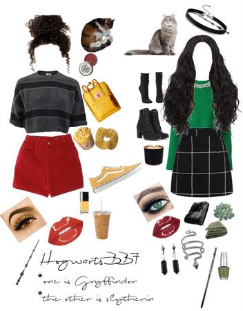 ElizabethStyle Hogwarts Style