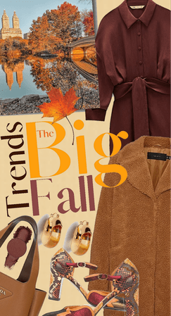 The big fall trends