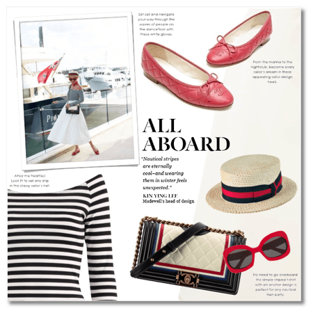 Nautical & Stripes: All Aboard